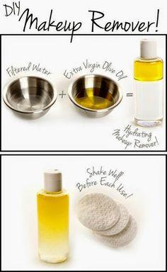 ¿Quieres un #desmaquillante #ecologico y #natural? Te enseñamos como hacerlo...  Ingredientes: Agua Aceite de oliva virgen  #maquillaje #peinado #novia #domicilio #novias #peluqueria #diy #diymakeup #makeup  http://maquillajeypeinadosnovias.com/haz-tu-propio-maquillaje/