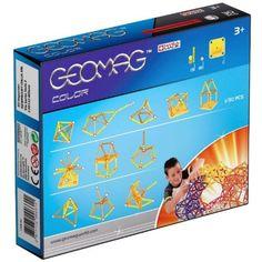 Juguete GEOMAG COLOR 30 PIEZAS Precio 18,30€ en IguMagazine #juguetesbaratos