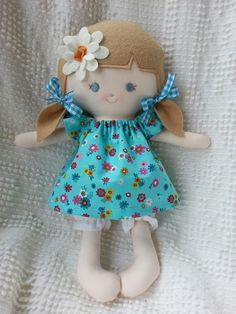 rag doll   www.dandelionwishesmimi.etsy.com  www.facebook.com/dandelionwishesbymimi