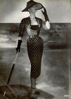 Christian Dior,1951                                                       …