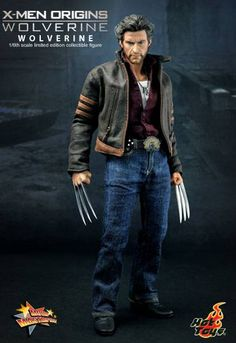 X-Men Origins Wolverine Figure