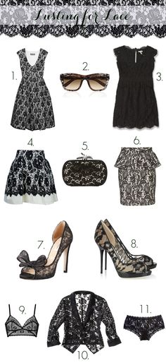 lusting for lace