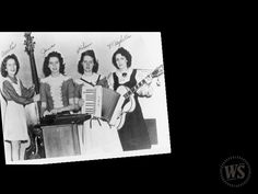The Carter Sisters' Influence by Beth Harrington. Excerpts from interviews for The Winding Stream - The Carters, the Cashes and the Course of Country Music