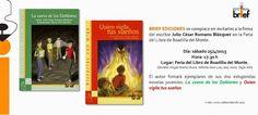 Julio César Romano: Invitación a la firma de libros en la IV Feria del...