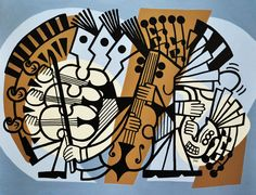 Músicos III - A/S/T - 130x100cm Artista: Renato STEGUN