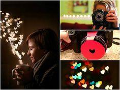 Ensinamos a tirar fotos com efeitos para você gerar uma fotografia profissional. Os efeitos são Boken, Boken Personalizado, Light Painting e Panning.
