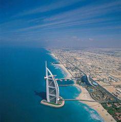 one of the most expensive hotel  Burj Al Arab, Dubai