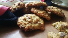 Müsli Cookies aus Kölln Müsli