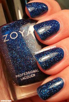 The Nail Polish Guru: Review: Zoya Winter/Holiday 2013 Zenith Collection