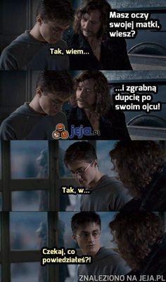 Memy z HP # Losowo # amreading # books # wattpad Harry Potter Mems, Harry Potter Film, Harry Draco, Funny Mems, Drarry, 5 W, Read News, Best Memes, Hogwarts