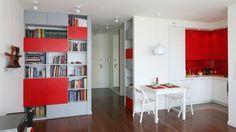 Кухня-ниша без окна, дизайн