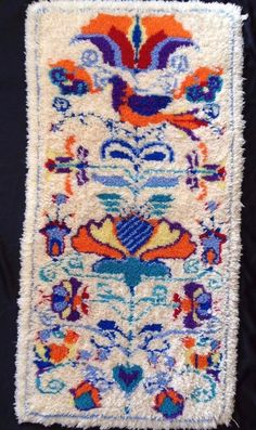 8 Best Latch Hook Images Rug Hooking Chrochet Latch