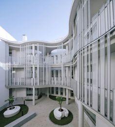 Best Modern Apartment Architecture Design 50