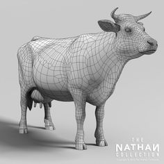 Holstein Cows, Sculptures, Lion Sculpture, Animal Games, 3d Max, Equine Art, Cinema 4d, Animals And Pets, Sheep