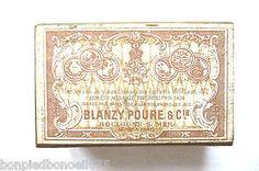 Blanzy-Poure-amp-Cie-Boite-de-70-plumes-reserve-n-532-Ref-025
