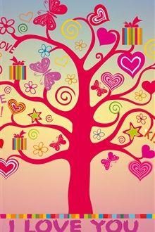 Diamond Wallpaper, Iphone Wallpaper, Heart Tree, I Love You, My Love, Love Heart, Prints, Wallpapers, Yellow