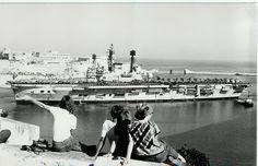 Royal Navy Aircraft Carriers, Hms Ark Royal, Navy Ships, Paris Skyline, Louvre, Arm, Military, Explore, Photography