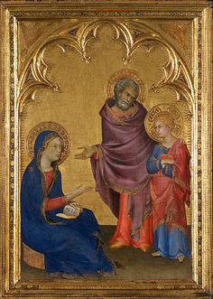 File:Simone Martini - Christ Discovered in the Temple - Google Art Project.jpg