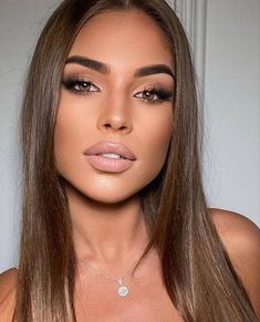 Girls Makeup, Love Makeup, Makeup Inspo, Makeup Inspiration, Amazing Makeup, Pretty Makeup, Beauty Skin, Beauty Makeup, Hair Makeup
