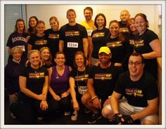 MHF'ers at the 2012 Fight For Air Stair Climb #CrossFitMHF