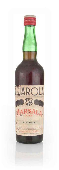 Giarola Marsala - 1970s - Master of Malt