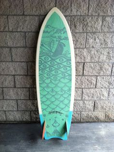 I like the colours and shape of this board and this is a design i would defiantly try my hardest to complete.