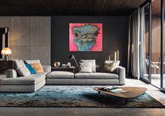© #SOLD #Art #Painting #Kunst http://nl-nl.facebook.com/pages/Marilyn-van-Raaij-Moderne-kunst/179801248743795?sk=wall_data   Marilyn van Raaij from The Netherlands #ostrich #struisvogel #3D