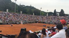 Fognini Berdych 36 63 67 Roma 2015