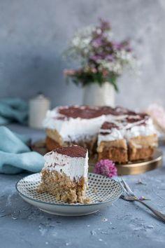 Köstliches Rezept zum einfachen Speichern und Nachmachen. Jetzt entdecken! Cake & Co, Food Photography Tips, Cake Cookies, Vanilla Cake, Tiramisu, Cake Recipes, Sweet Tooth, Bakery, Cheesecake