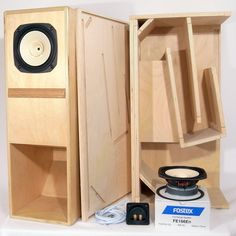 Fostex BK-16 Folded Horn Kit - PairPurchase