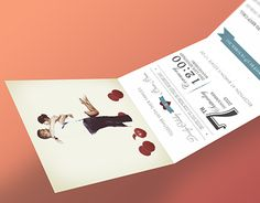 "Check out new work on my @Behance portfolio: ""Wedding Invite Package"" http://be.net/gallery/36105767/Wedding-Invite-Package"