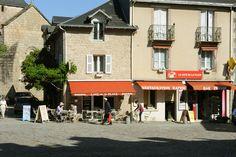 #BessinessurGartempe #Villageetape #village #etape #Limousin #terrasedecafe #viedevillage