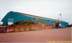 St Andrews Football Ground Photos Taken in 1992 - Birmingham City FC Football Stadiums, Football Fans, Birmingham City Fc, Nostalgic Pictures, British Football, Football Pictures, St Andrews, Terrace, Blues