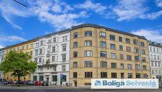 Åboulevard 82, 3. tv., 2200 København N - Stor, Lys lejlighed centralt i i København #andel #andelsbolig #andelslejlighed #kbh #københavn #nørrebro #selvsalg #boligsalg #boligdk