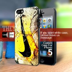 Nike soccer ball, football iphone 4, 4S, 5 - Galaxy S2, S3, S4 | TheYudiCase - Accessories on ArtFire