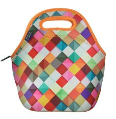 Gorgeous Art of lunch neoprene artist series lunch bags.