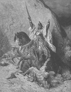 Saladin (1137/1138–1193) was a Moslem military and political leader who as sultan (or leader) led Islamic forces during the Crusades. Saladin's greatest triumph over the European Crusaders came at the Battle of Hattin in 1187, which paved the way for Islamic re-conquest of Jerusalem and other Holy Land cities in the Near East. During the subsequent Third Crusade, Saladin was unable to defeat the armies led by England's King Richard I (the Lionheart), reuslting in the loss of much of...