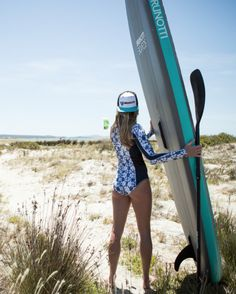 Brunotti all board Sports 16 campaign women available at https://www.brunotti.com/en/summer/sup/ #GetonBoard - Sup Big Bastard