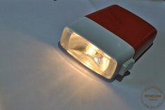 Vintage Pocket Flashlight / Torch / Lantern by VintageMedreana, $14.00