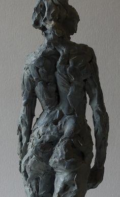 Escultura de Joan Coderch - http://joancoderch.com/obra-personal/desnudo/