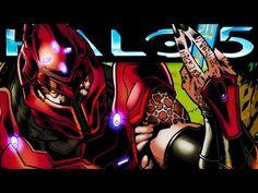 Halo 5: Guardians - Jul 'Mdama Threatens the Galaxy? Locke's Team?