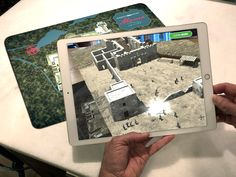Pick up our Experience Real History: Alamo Edition augmented reality board today. It's the perfect hi-tech stocking stuffer! Augmented Reality, Virtual Reality, Epic Games Fortnite, Gifted Education, Texas History, Vietnam War, Stocking Stuffers, Technology, Teaching