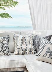 Interior Design Inspiration | Thibaut Design | Calypso
