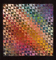 Pattiy Torno @ CURVE: Quilts