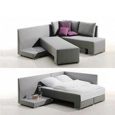 Modular Sofa - I love this idea and would be perfect for my #TinyHouse - To connect with us, and our community of people from Australia and around the world, learning how to live large in small places, visit us at www.Facebook.com/TinyHousesAustralia or at www.tumblr.com/blog/tinyhousesaustralia