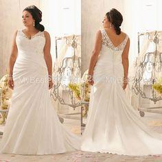 large wedding dress - Google Search
