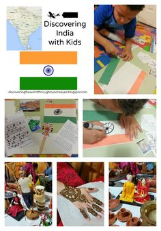 Discovering The World Through My Son's Eyes: Discovering India with Kids