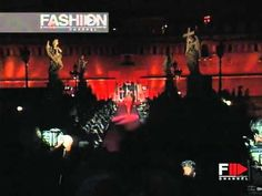 """Gai Mattiolo"" Autumn Winter 1998 1999 Rome 3 of 7 Haute Couture woman b..."