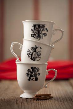 I really like these tea cups!