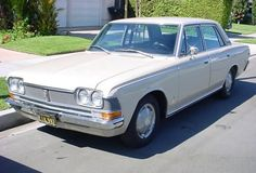 For Sale: V8-Powered 1969 Toyota Crown Sedan SoCal Sleeper for $8500 in Torrance CA
